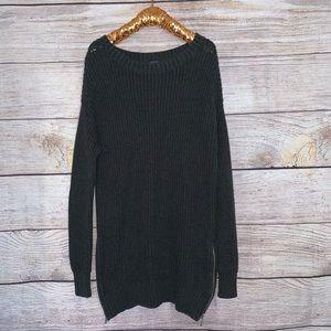 Gap Zipper Sweater